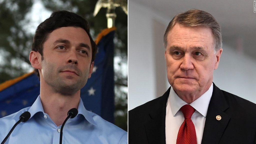 Georgia Senate Runoff: Over 940,000 mail-in ballot requests reported