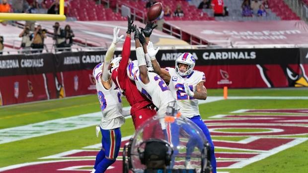 Hail Murray: Arizona Cardinals stun Buffalo bills at the last minute