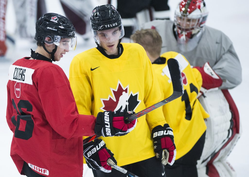Hockey Canada discontinued World Junior Selection Camp after positive COVID-19 tests