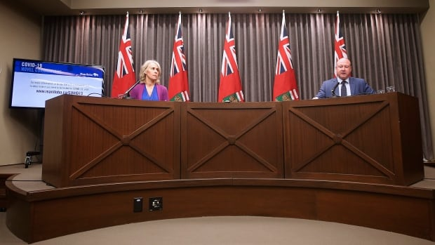 Manitoba Posts registered 543 new cases of COVID-19