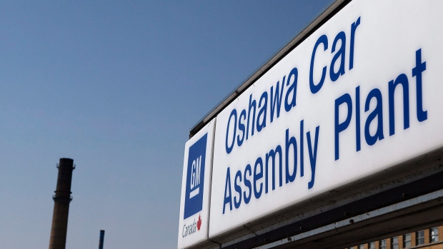 GM Oshawa plant file