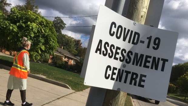 Ontario reported a single day record of 1,050 new cases of COVID-19