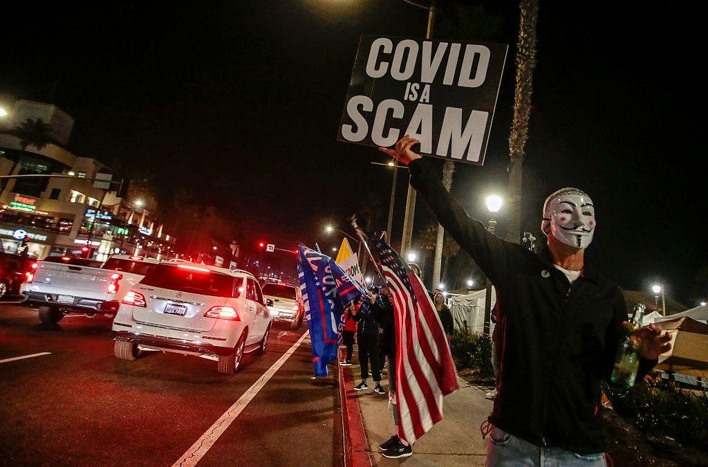 Orange County's COVID-19 hospitalizations jump nearly 12% overnight - NBC Los Angeles
