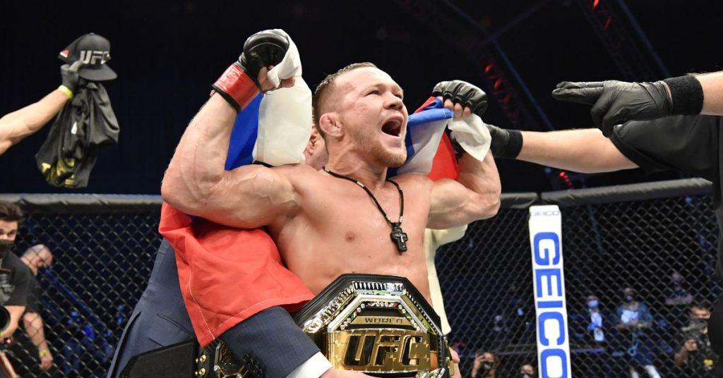 Peter Ann vs. Alzheimer's Sterling UFC 256 canceled