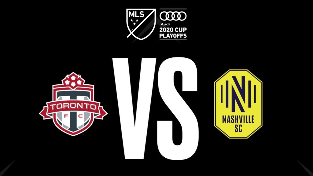 Recap: Toronto FC vs. Nashville SC 11/24/2020
