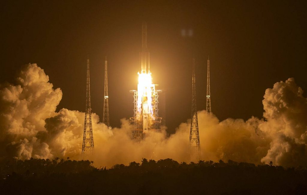 Russia welcomes China's launch of lunar exploration - Science & Space