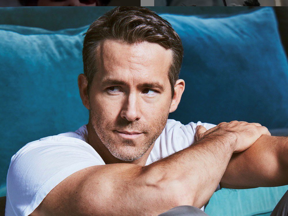 Ryan Reynolds responded to a petition to name Vancouver Street after him