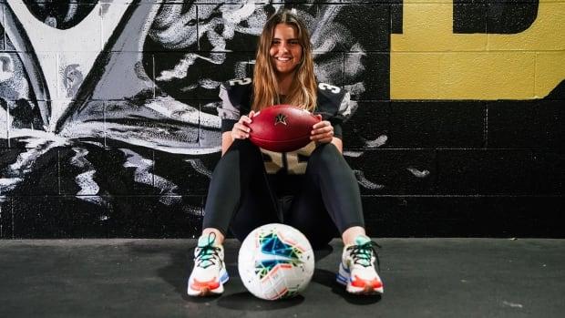 Sarah Fuller made history to fit into the Vanderbilt men's football team