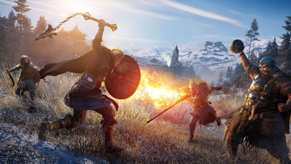 Save $ 20 on Assassin's Creed Valhalla with the free PS5 upgrade