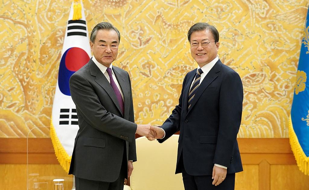 South Korea and China agree on North Korean talks  China