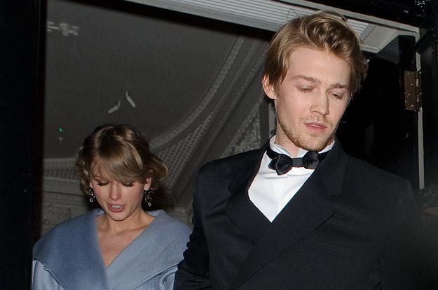 Taylor Swift opens up about her boyfriend Joe Alvin