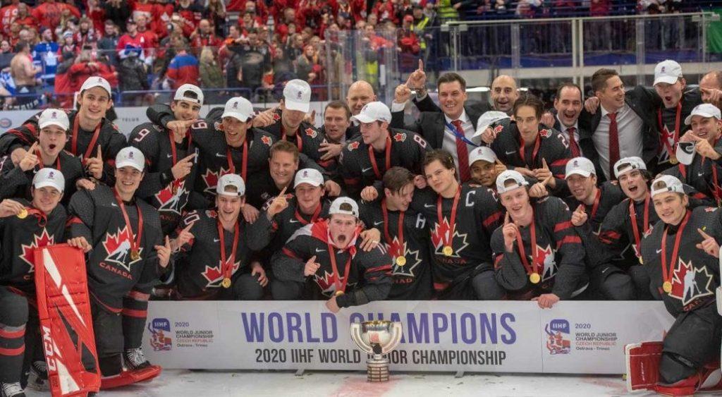 Team Canada in Coronavirus quarantine - Are world juniors in trouble?