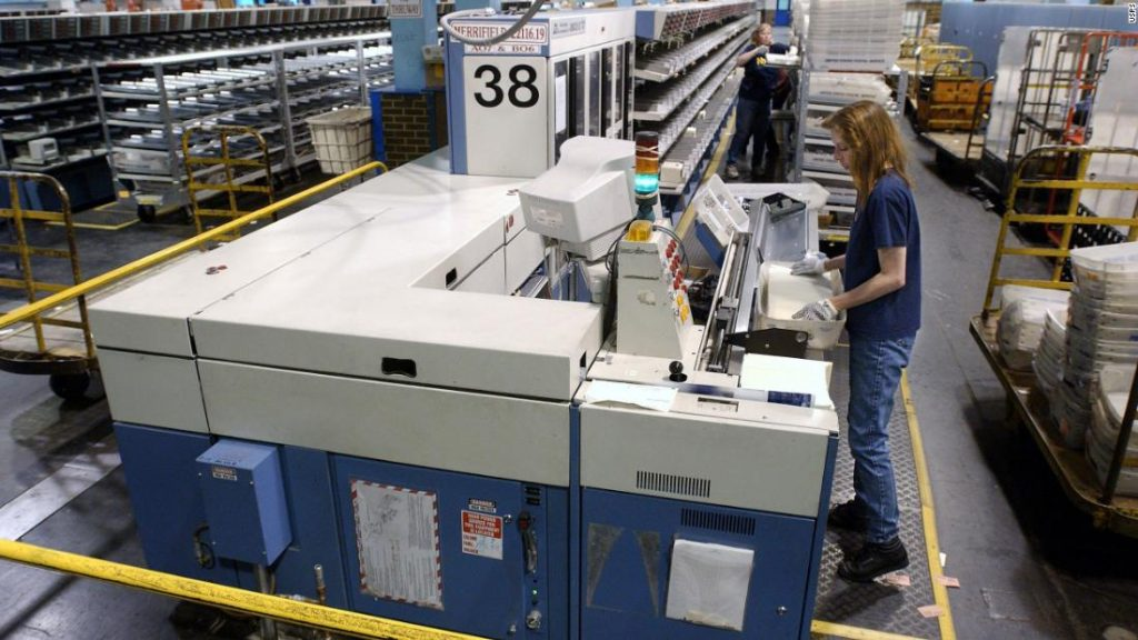 """The judge ordered USPS to take """"extraordinary measures"""" to reduce the time lag of mail ballots"""