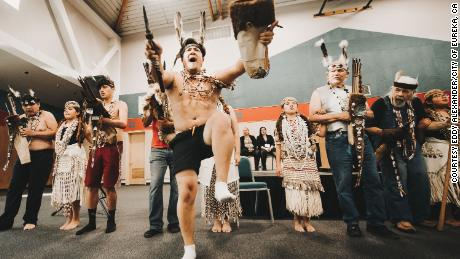 Indigenous people across the US want their land back - and the movement is gaining momentum