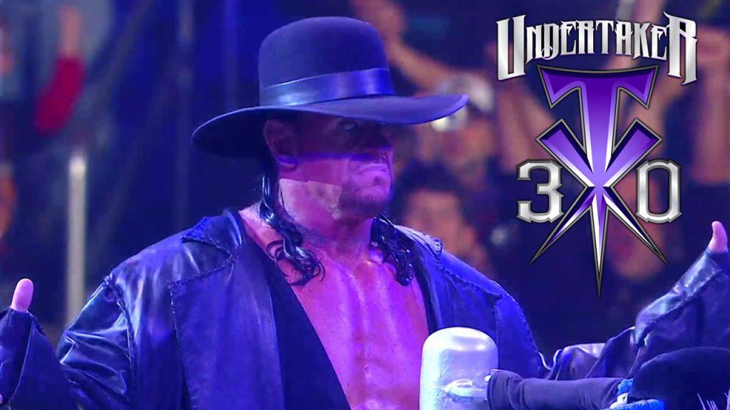 Undertaker's final farewell set for the WWE Survivor Series