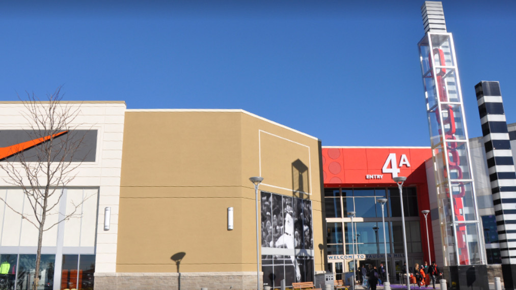 Vaughan Mills was one of 8 businesses that received tickets in the York region on Saturday