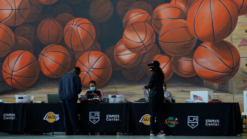 Voting, Activism Front and Center in US Sports Landscape on Election Day