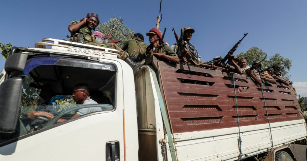 War crimes feared in Ethiopia's Tigre, Amnesty ac reported massacre |  Ethiopia