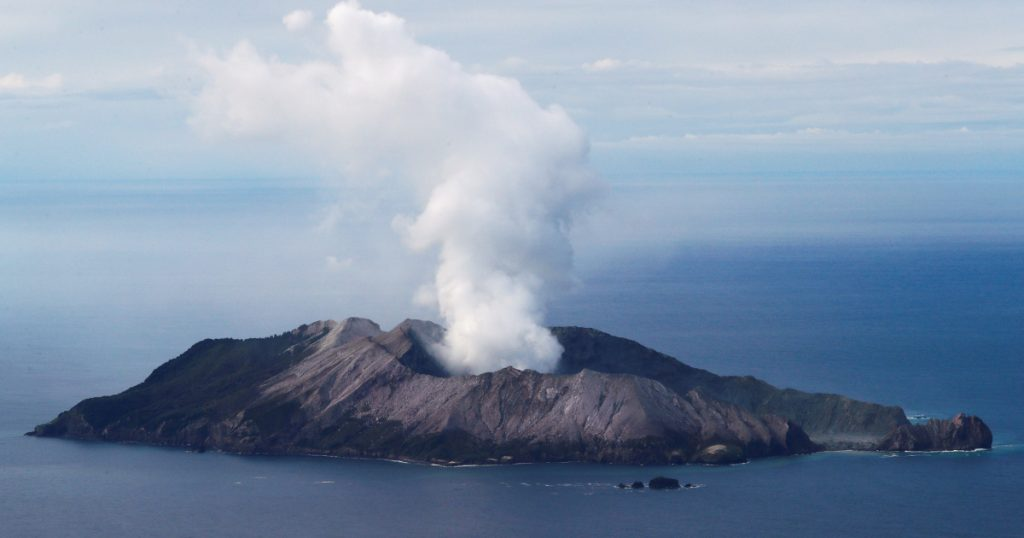 White Island deaths, injuries |  New Zealand