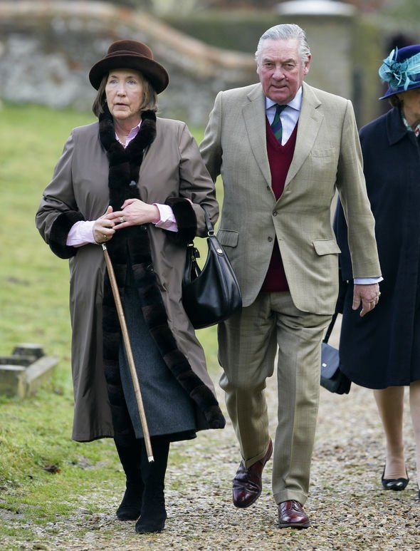The latest news from the royal family that Prince Harry Godmother Lady Celia Vesti has died