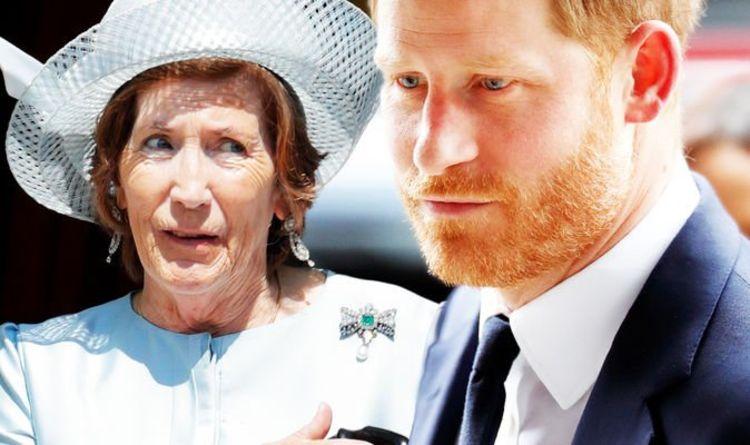 Prince Harry heartbreaking: Duke's godmother Lady Celia Vesti dies 'suddenly' |  Royal |  News