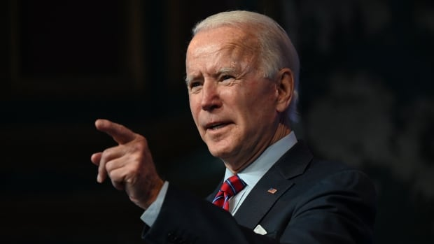 Biden officially gets enough voters to become president of the United States