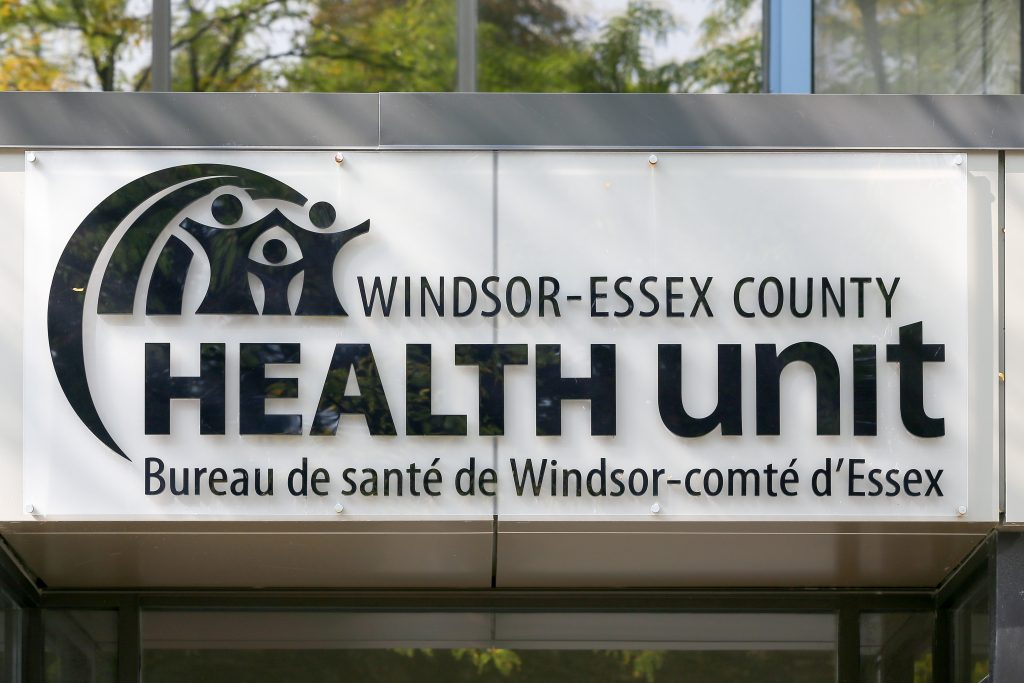 80 New Cases Of COVID-19, 1 New Death, 2 New Outbreaks In Windsor Essex As Of Saturday
