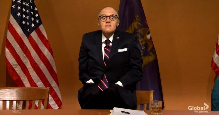 'SNL' Trump Legal Team Witness Election Challenge with 'My Pillow Guy' - National
