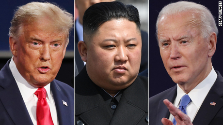The Biden group weighs in on North Korea's policy, as in Trump & # 39; s era.  Love & # 39;  The letters end with Kim