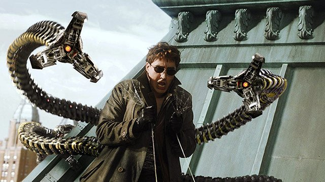 Alfred Molina Reprising Doctor Octopus for Tom Holland