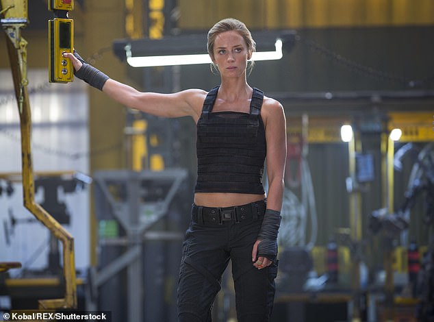 Probably Upcoming: There is a 'rumor' that Emily is doing a sequel to her 2014 sci-fi action Edge of Tomorrow called Live Die Repeat and Repeat.
