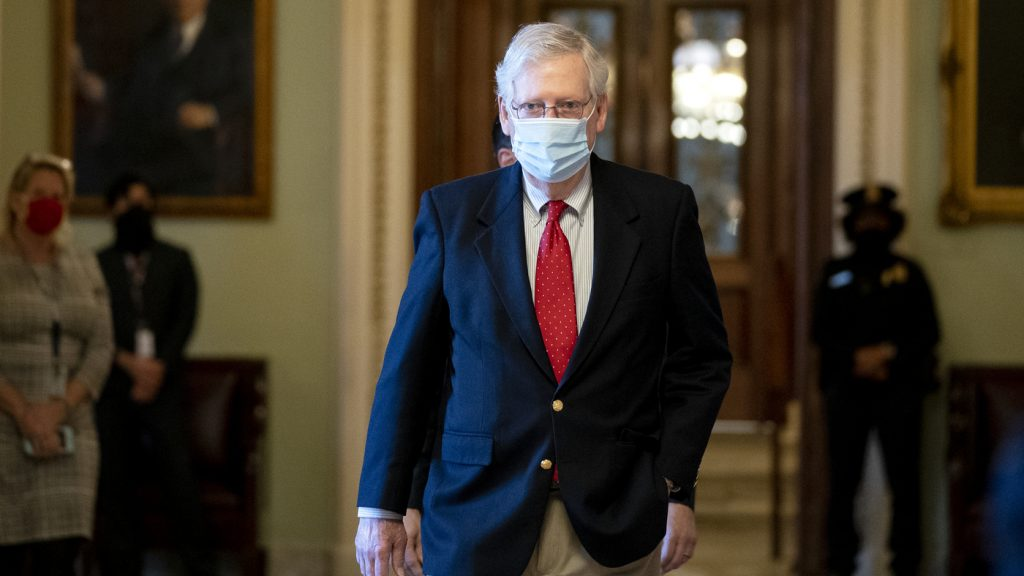 Senate passes bill to prevent government shutdown before deadline: NPR