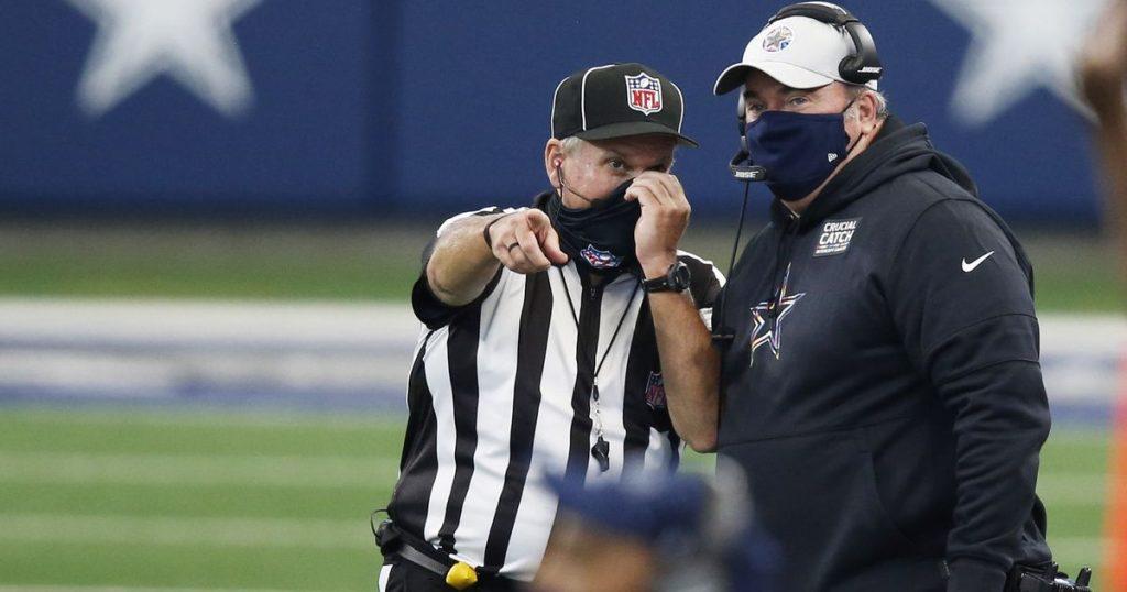 Cowboys head coach Mike McCarthy will return in 2021
