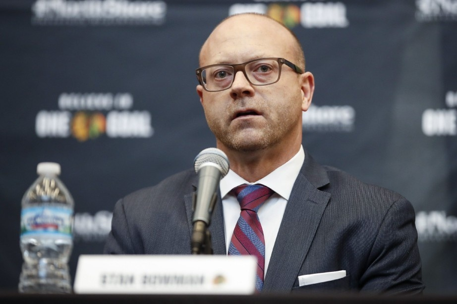 Stan Bowman is as solid as ever in Chicago