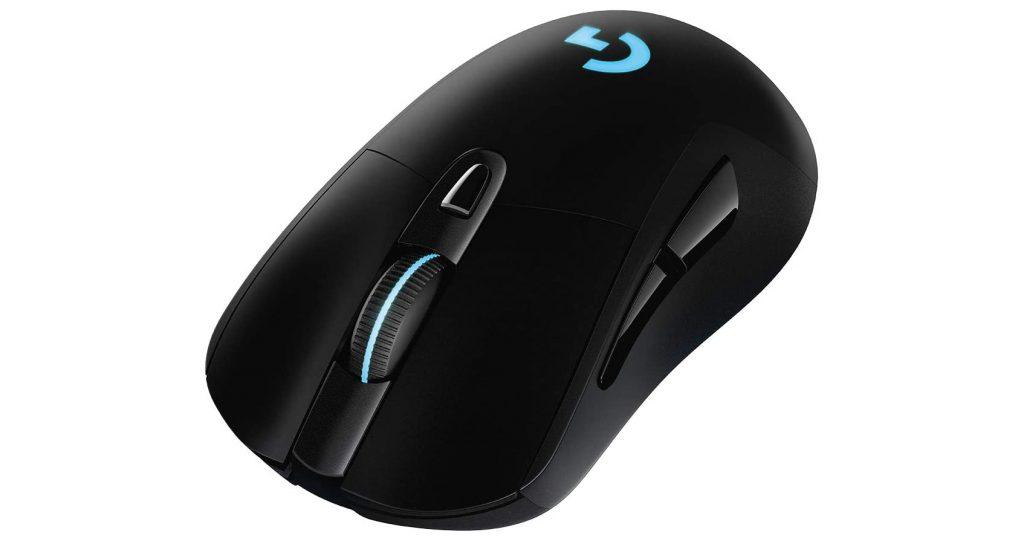 35% Off Logitech G703 Lightspeed Wireless Gaming Mouse