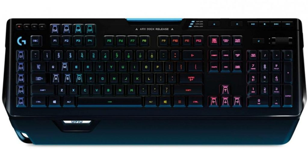 Good deal Logitech G910: -44% discount on gaming keyboards