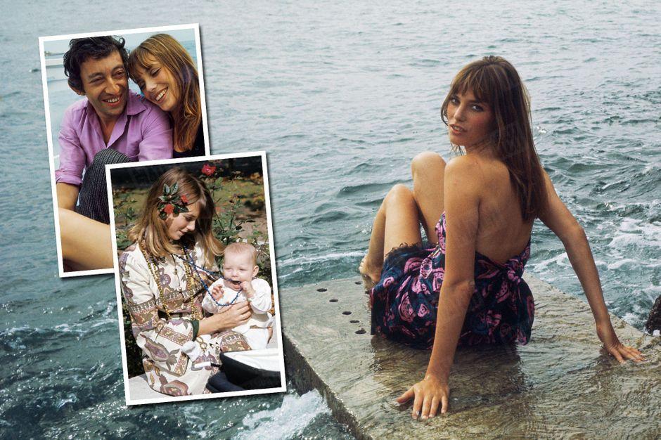 Dates with Jane Birkin, her first photo match