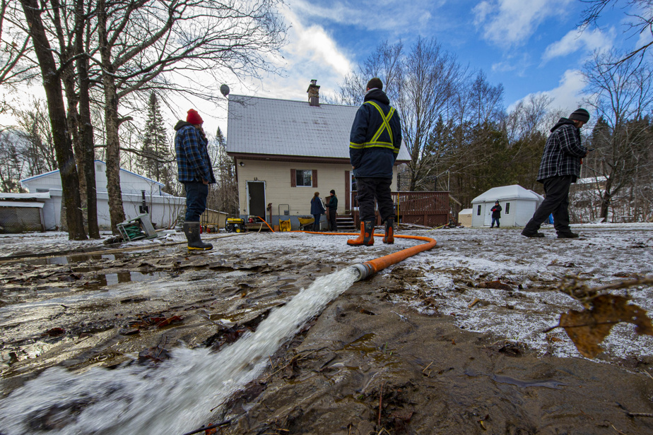 Floods |  Quebec comes to the aid of disaster victims