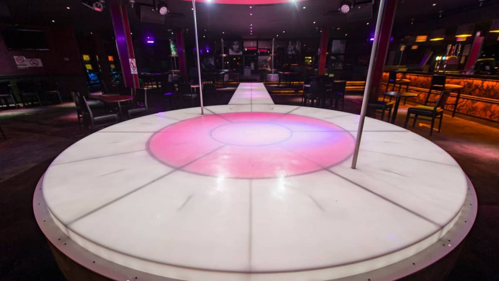 A California judge has authorized dance bars to reopen despite COVID