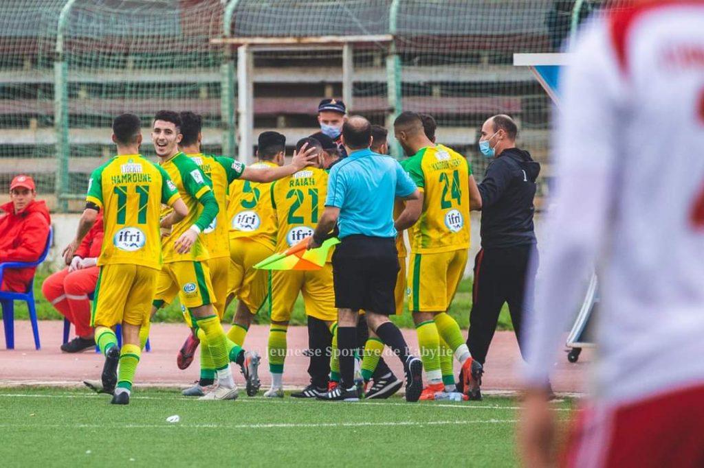 ASO 0 - JSK 2: Boujid Winner Coaching