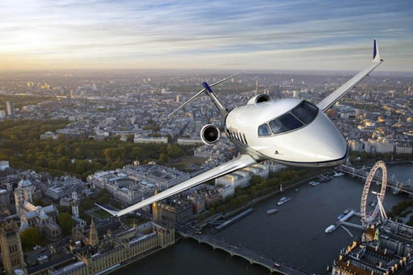 Bombardier announces sale of ten Challenger 350 aircraft
