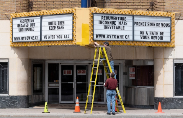 Bytown cinema is over 70 years old