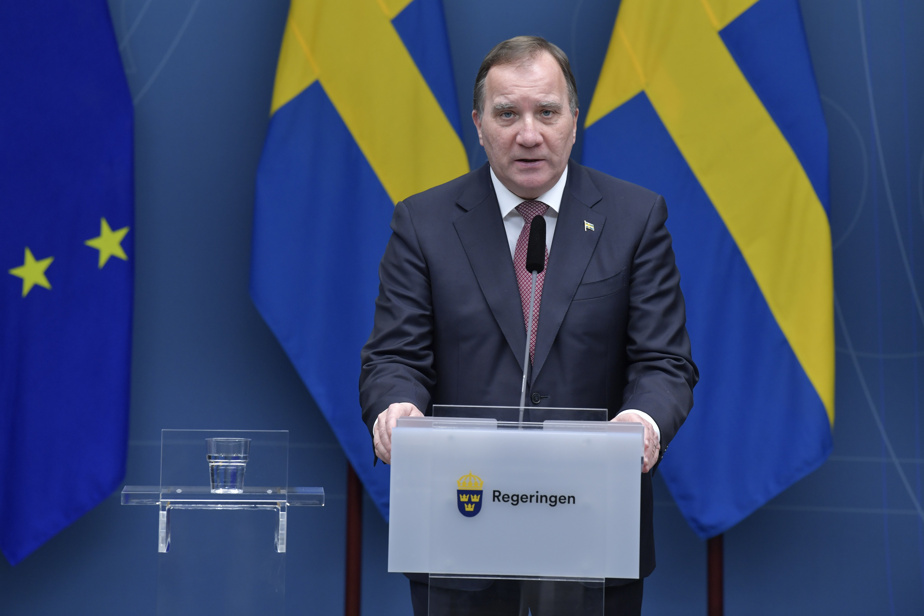 COVID-19 |  The Prime Minister said that Sweden has not changed its strategy