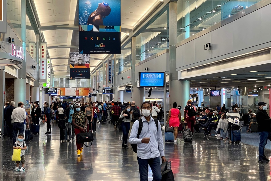 COVID-19 in the United States    Travel is on the rise despite the recommendations of the authorities