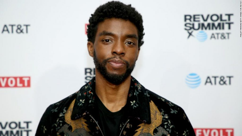 Chadwick Bosman posthumously received the 'Hero for the Ages' award at the MTV Movie & TV Awards