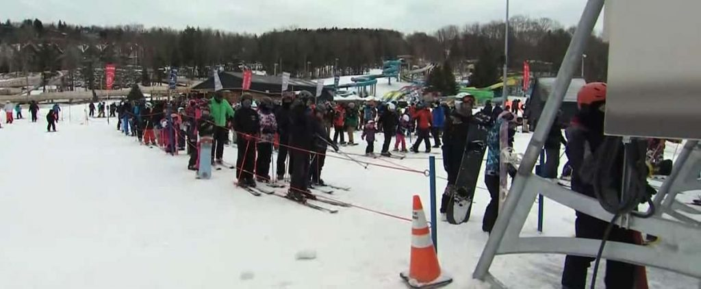 Death of a young skier: Depression on the slope in Bromont