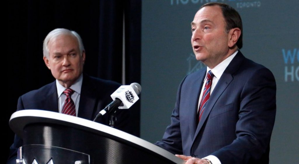 Following the stalemate, the NHL and NHLPA agreed to keep the new CBA's financial framework