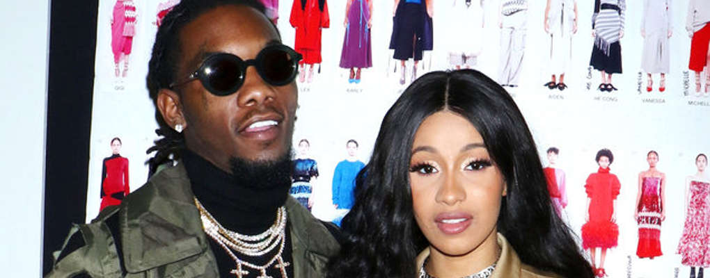 For her birthday, Cardi B gives offset Rare Lamborghini to Offset - Teller Report