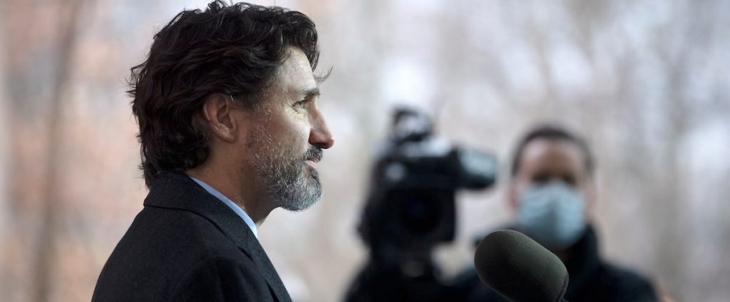 French: Trudeau failed in this task