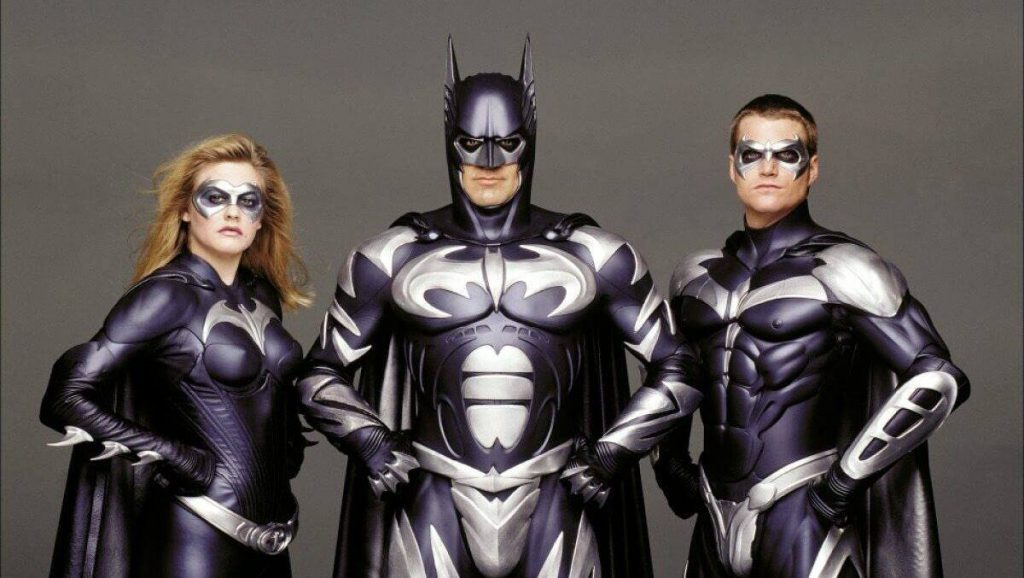 """George Clooney: Watching Batman and Robin make him """"physically ill"""""""